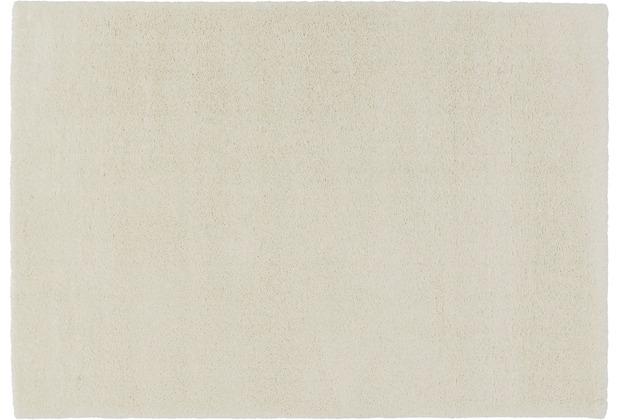Astra Teppich Rivoli D. 160 C. 000 weiß 133x190 cm