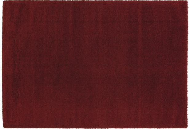 Astra Teppich Rivoli D. 160 C. 010 rot 133x190 cm