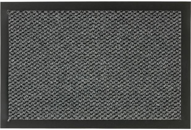Astra Türmatte Achat C. 040 anthrazit 80x120 cm