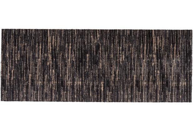 Astra Türmatte Felicido D. 804 C. 046 Streifen schwarz 50x130 cm