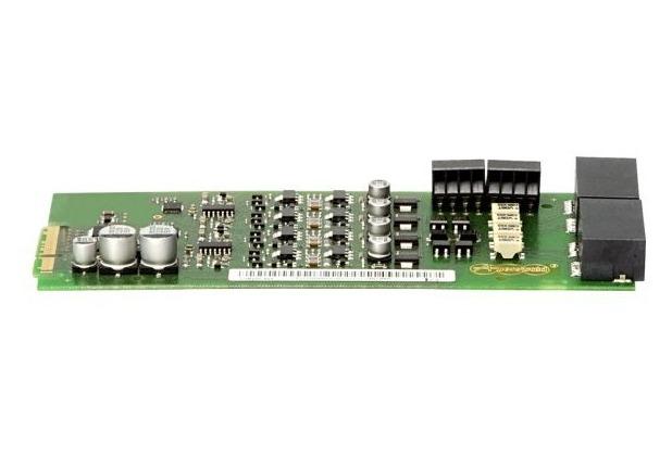Auerswald COMpact 4FXS-Modul (für 5000/5000R), 4 analoge Teilnehmerports, max. 4