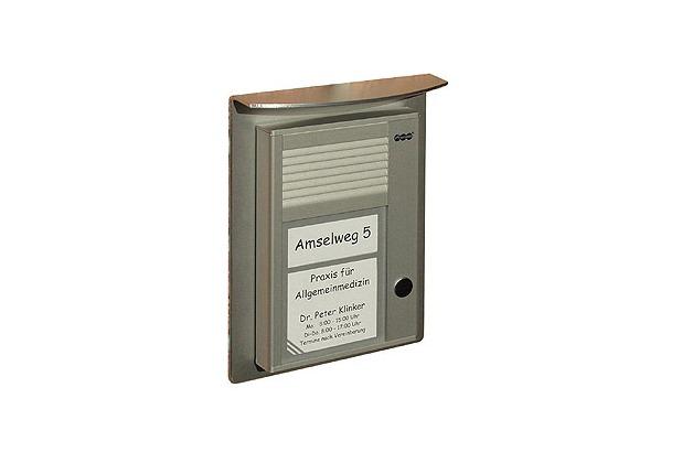 Auerswald Wetterschutzdach für TFS-Dialog 100/200-Serie