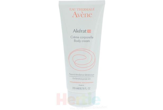 Avène Akerat 10 Body Cream Skin With Tendency To Keratose 200 ml