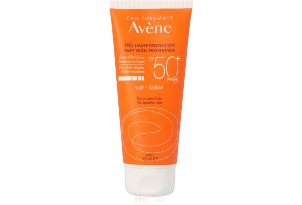 Avène Avene Sun Care Eau Thermale Lotion SPF50+ - 100 ml