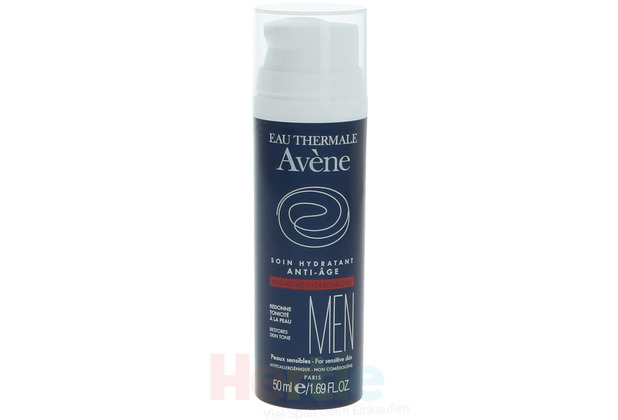 Avène Men Anti-Aging Hydrating Care Sensitive Skin 50 ml