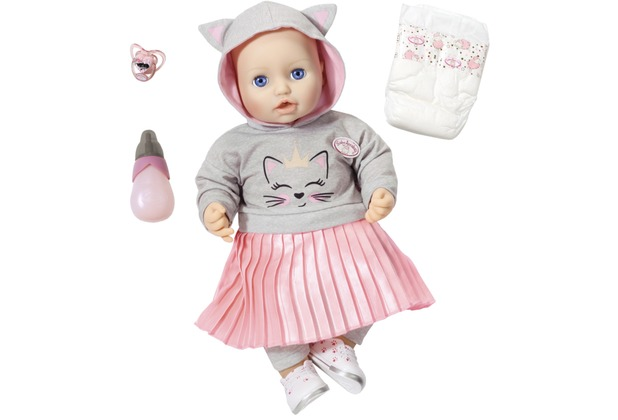 Baby Annabell® Katzenberger Edition