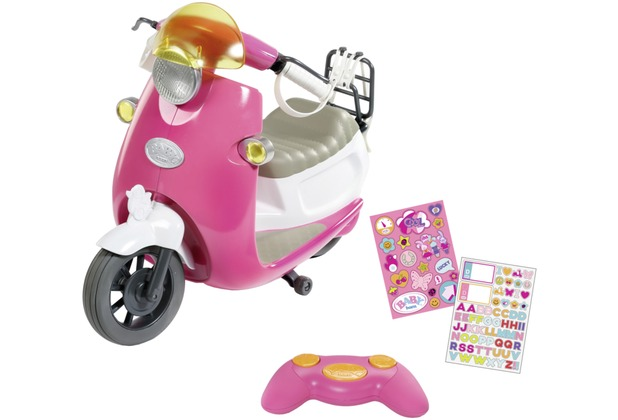 BABY born® City RC Scooter