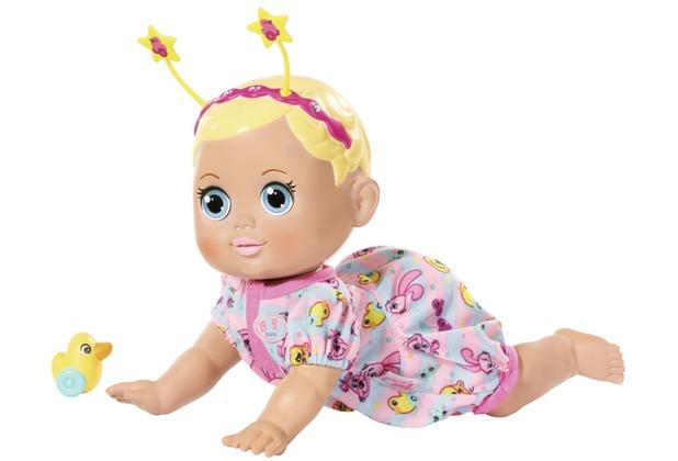 BABY born® Funny Faces Krabbelbaby