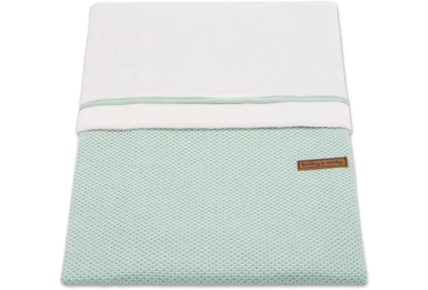 Baby\'s Only Bettbezug 80x80 cm Classic mint