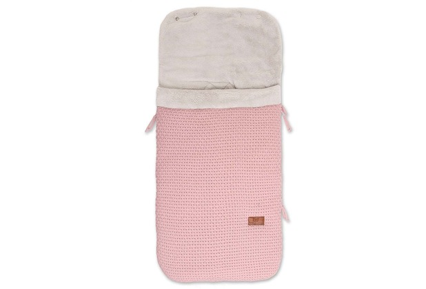 Baby\'s Only Fußsack Maxi-Cosi 0+ Robust alt rosa