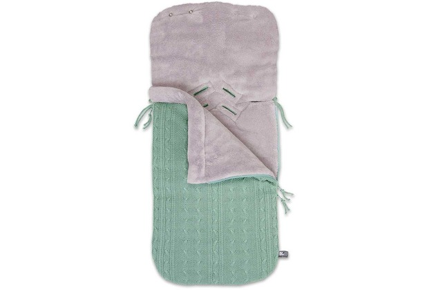 Baby\'s Only Fußsack Maxi-Cosi 0+ Cable mint