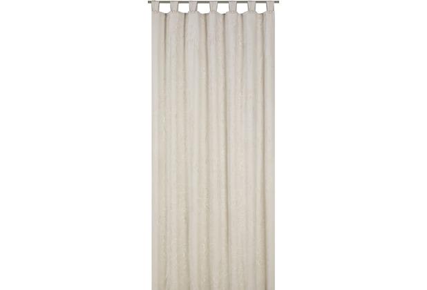 Barbara Becker Schlaufenschal Deco Chic 09 beige 140 x 255 cm