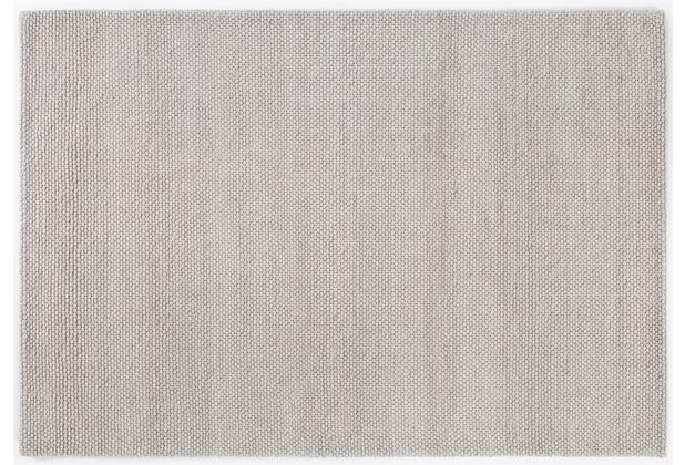 Barbara Becker Teppich b.b Brave silber 160 cm x 230 cm