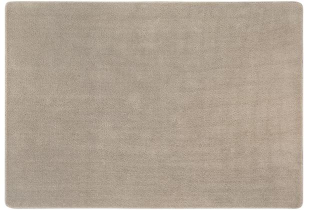 Barbara Becker Teppich b.b Ocean Drive greige 67 cm x 140 cm