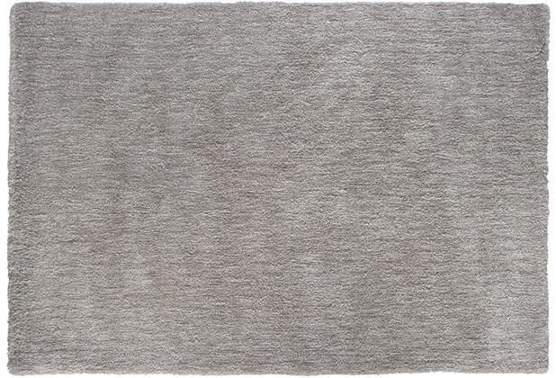 Barbara Becker Hochflor-Teppich Touch beige 70 x 140 cm