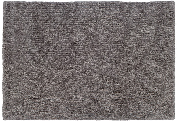 Barbara Becker Hochflor-Teppich Touch taupe 70 cm x 140 cm