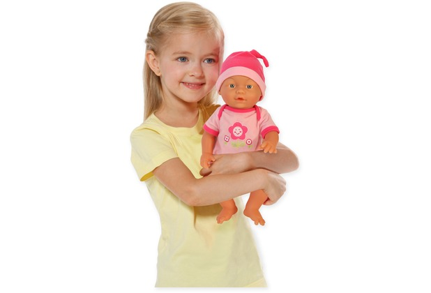 Bayer Design Strampel-Baby Puppe 35cm