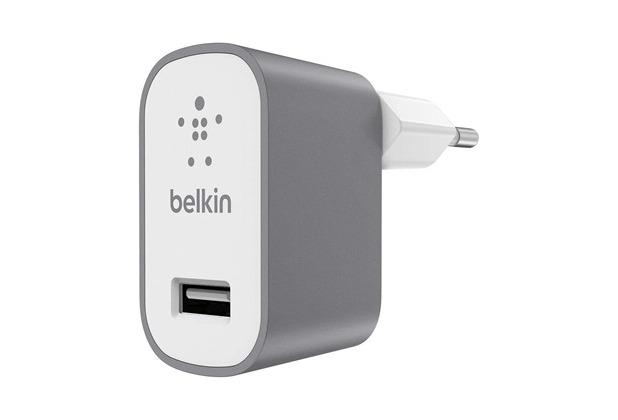 Belkin Premium MIXIT - Netzladegerät 2.4A - grau
