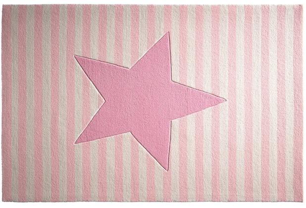 bellybutton Teppich BB-4214-02 My little Star pink 60x100