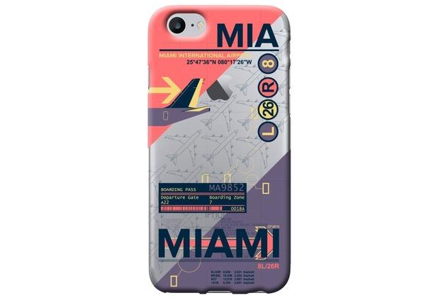 Benjamins AirPort Miami - Silikon Cover - Apple iPhone 7 / 8