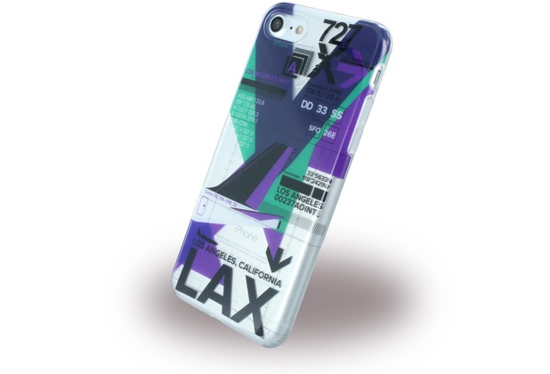 Benjamins Silikon Cover - Apple iPhone 7 / 8 - Los Angeles