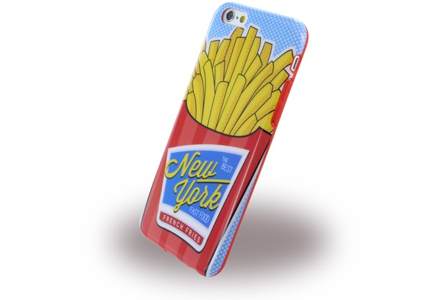 Benjamins SilikonCover - Apple iPhone 6, 6s - French Fries