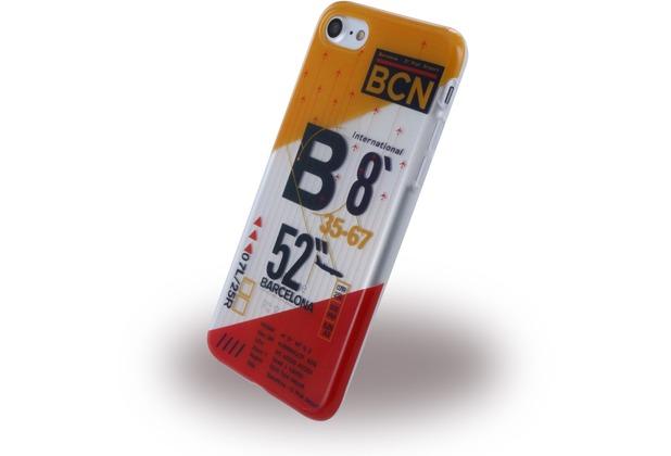Benjamins SilikonCover - Apple iPhone 7 / 8 - Airport BCN Barcelona-El Prat