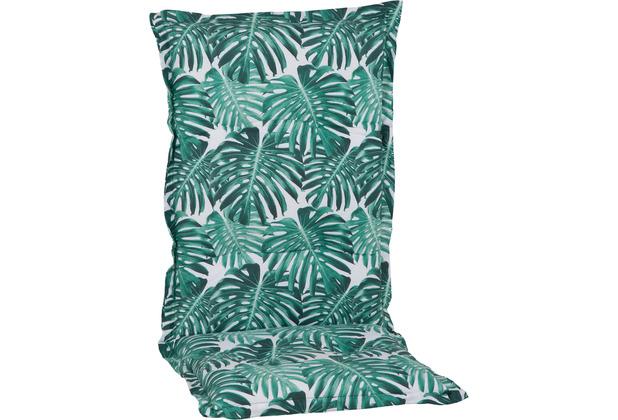BEO Hochlehner Nizza Palmenblatt grün BE808