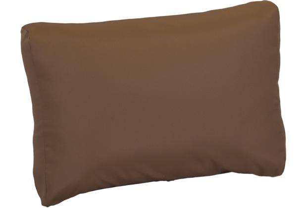 BEO Lounge-Rückenkissen Premium mit ZIP 60x40 -220gr. Polyester beschichtet PY201