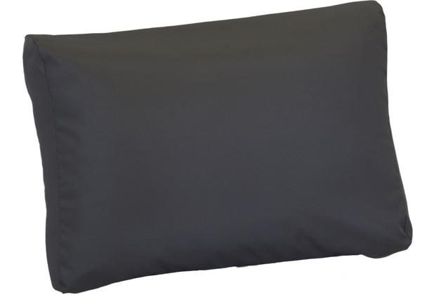 BEO Lounge-Rückenkissen Premium mit ZIP 80x40 -220gr. Polyester beschichtet PY202