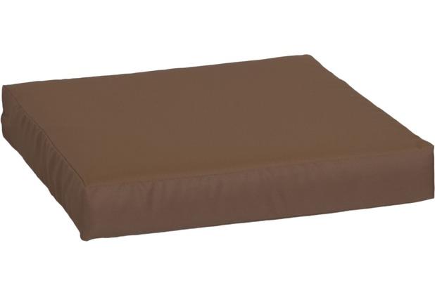 BEO Loungekissen Sitz Premium mit ZIP - 220gr. Polyester beschichtet PY201 80 x 80