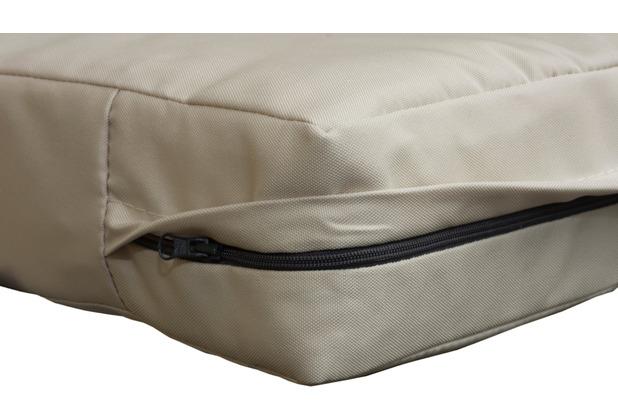 BEO Loungekissen Sitz Premium mit ZIP - 220gr. Polyester beschichtet PY200