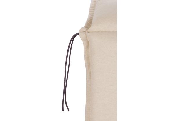 BEO Takume AU01 creme weiss ( 100% Baumwolle) 171,00 x 46,00 x 8,00 cm AU01