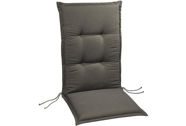 Best Deck-Chair-Auflage Stehsaum 144x50x7cm D.1233