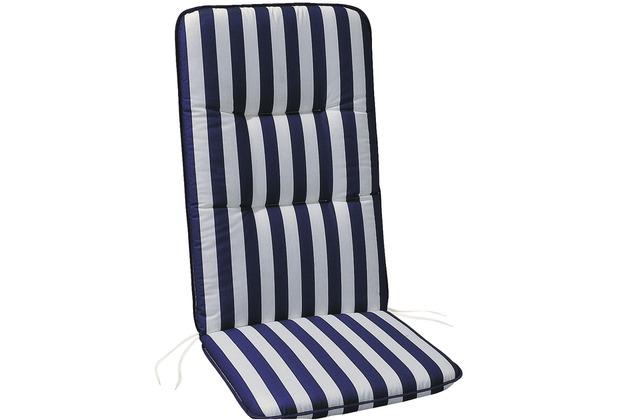 Best Relaxauflage 175x50x6cm D.0268 Sonnenliegenauflage