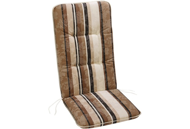 Best Sesselauflage hoch 120x50x6cm D.1017