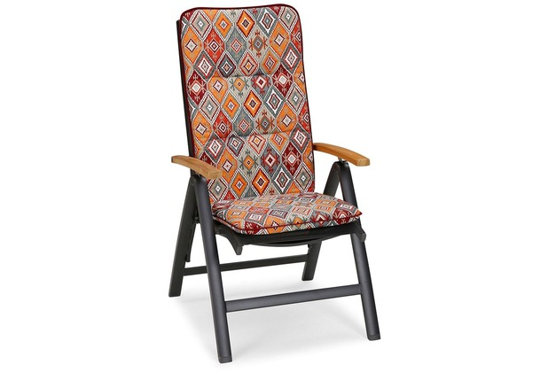 Best Sesselauflage hoch 120x50x6cm D.1960