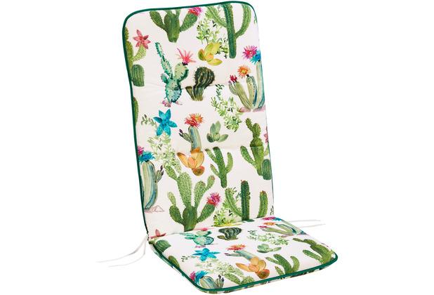 Best Sesselauflage hoch 120x50x6cm D.2063