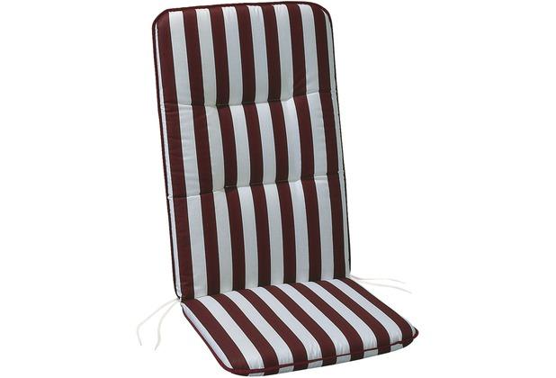 Best Sesselauflage nieder 100x50x6cm D.0271