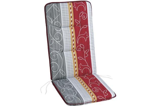 Best Sesselauflage nieder 100x50x6cm D.0772