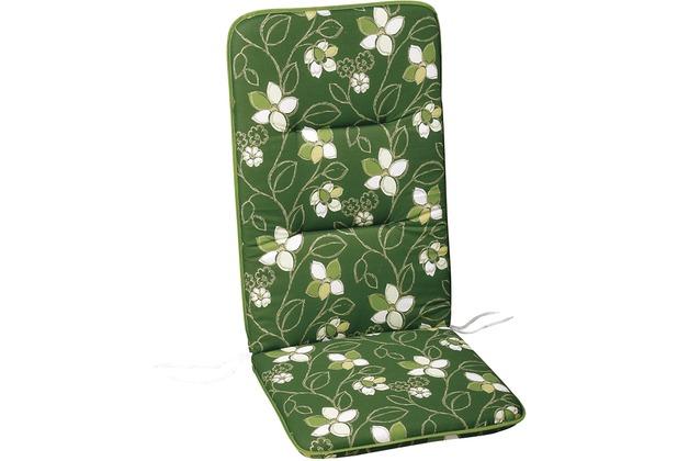 Best Sesselauflage nieder 100x50x6cm D.1262