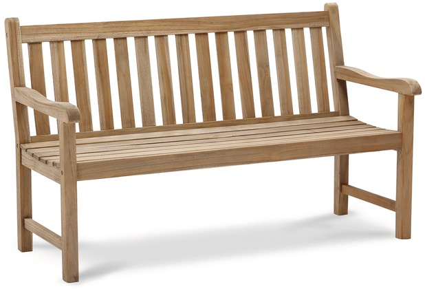 Best Teak-Bank Moretti 150cm grey-wash
