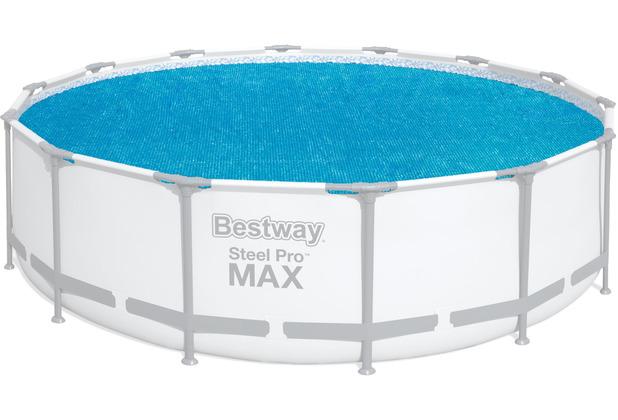 Bestway Flowclear Solarabdeckplane Ø 417 cm, , blau (58252)