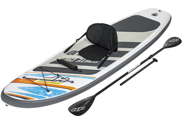 "Bestway Hydro-Force SUP Allround Board-Set \""White Cap\"" (65341)"