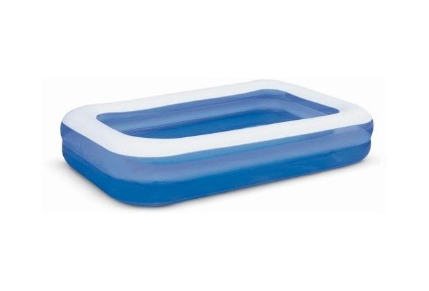 Bestway Family Pool Blue Rectangular 262 x 175 x 51 cm