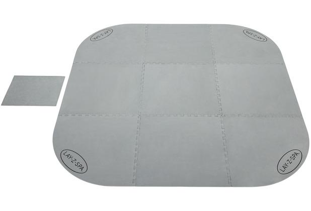 Bestway LAY-Z-SPA® Bodenschutzfliesen-Set (60309)