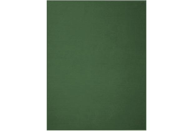 Biederlack Plaid / Decke Pure Cotton alge Samtband-Einfassung 150 x 200 cm