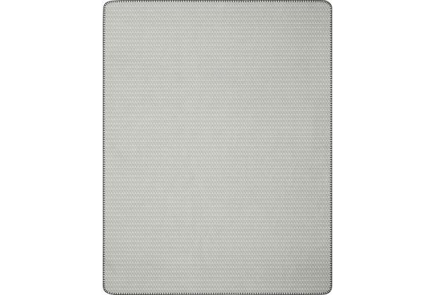 Biederlack Plaid / Decke Wohndecke Effect 150 x 200 cm