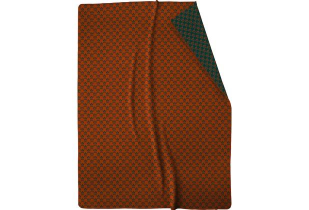 Biederlack Plaid / Decke Wohndecke Grace 150 x 200 cm