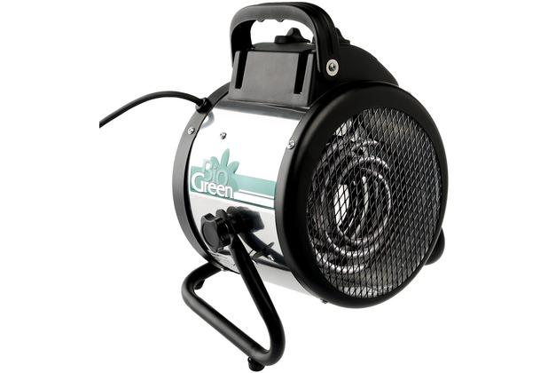 Bio Green Gewächshausheizung Palma Basic (Thermostat manuell)